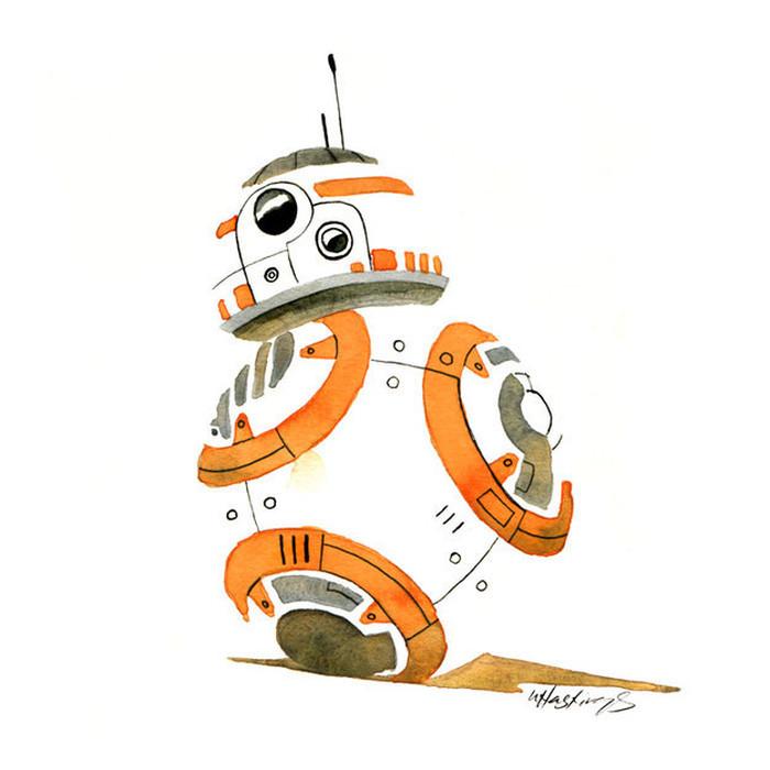 BB8 - Levi Hastings