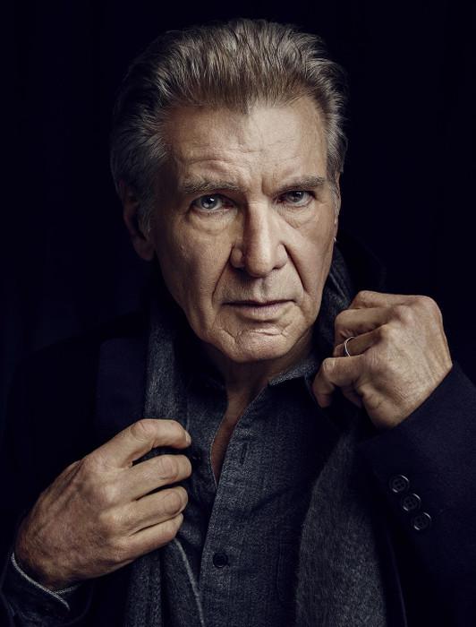 Harrison Ford - Men's Journal