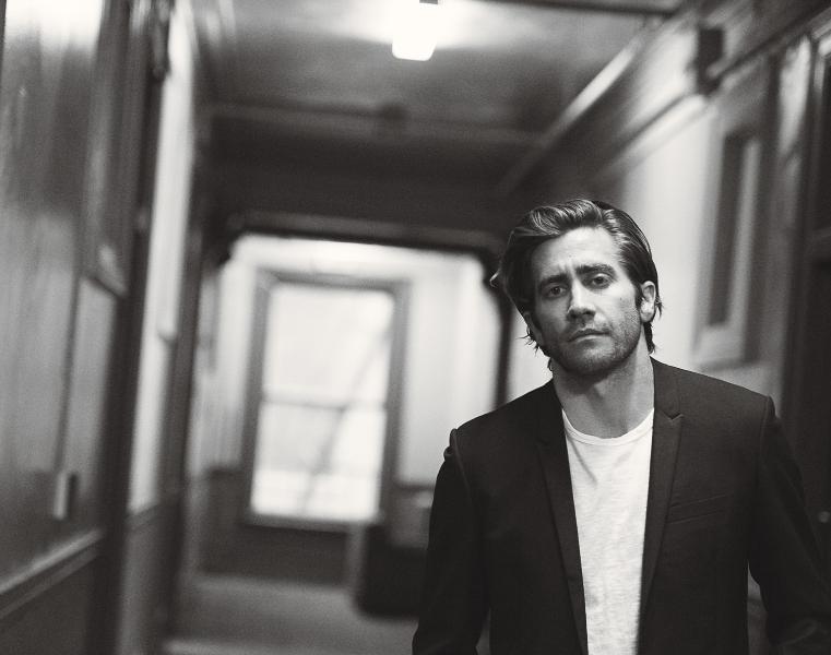 Jake Gyllenhaal - Peter Lindbergh - W Magazine