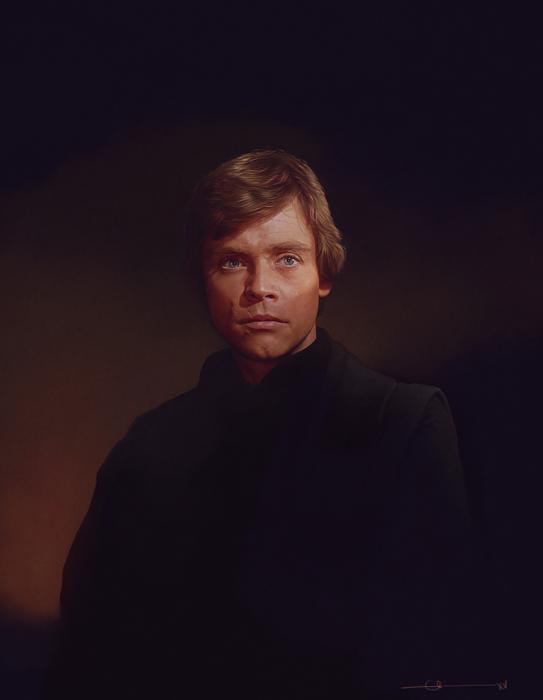 Luke Skywalker - Euclase