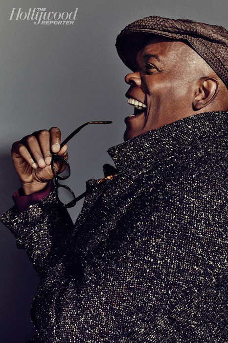 Samuel L. Jackson - The Hollywood Reporter