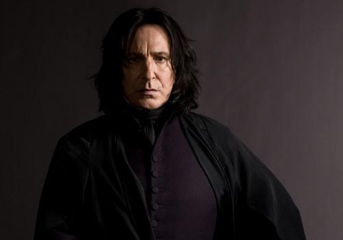 Severus Rogue harry potter