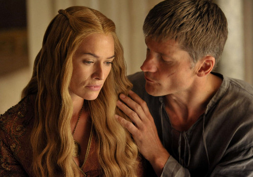 cersei jaime lannister game of thrones