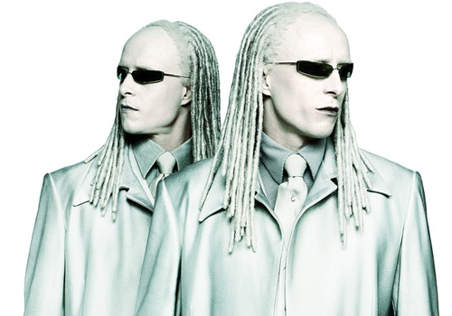 matrix jumeaux