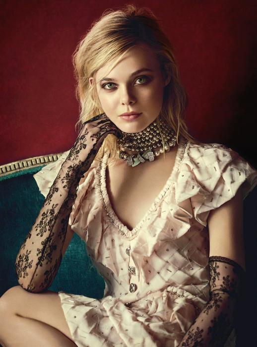 Elle Fanning - Vogue Australia