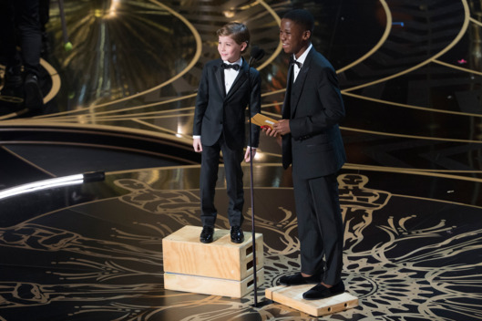 Jacob Tremblay - Abraham Attah