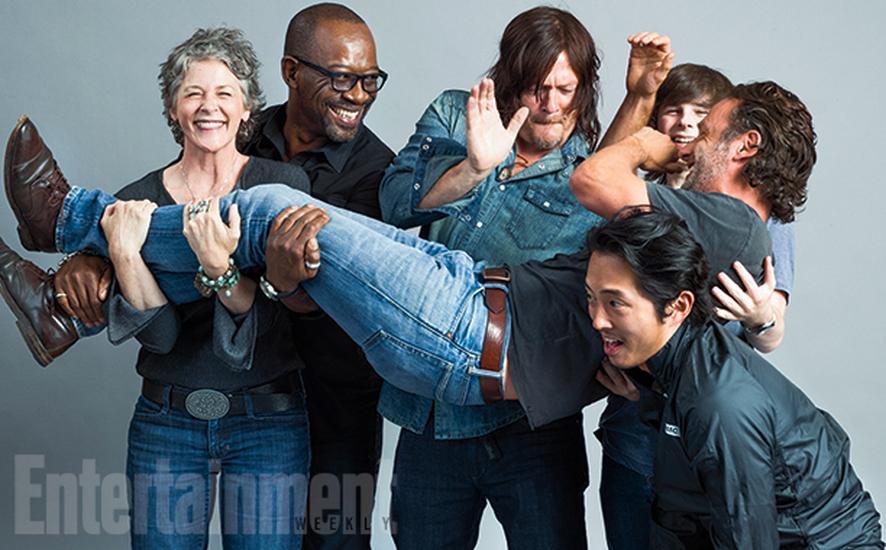 The Walking Dead - Original Survivors