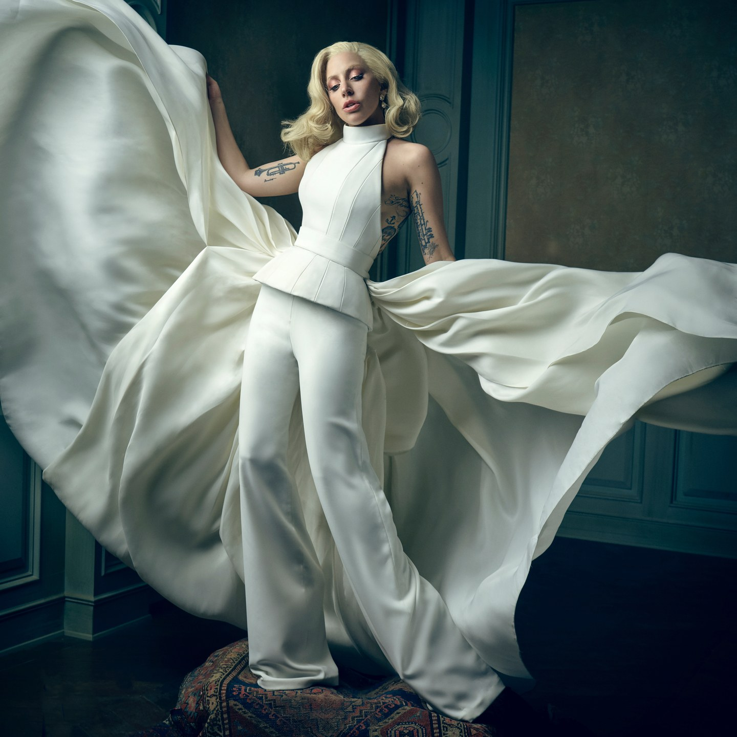 Vanity fair - mark seliger - lady gaga