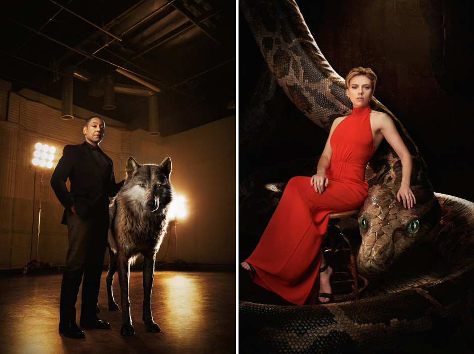 Jungle Book - Giancarlo Esposito - Scarlett Johansson
