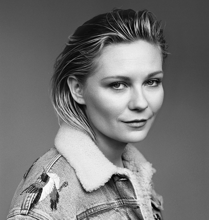 Kirsten Dunst - The Gentlewoman