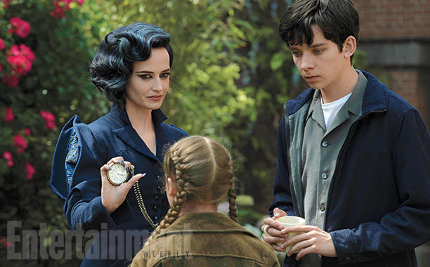 Miss Peregrine's Home for Peculiar Children1