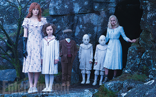 Miss Peregrine's Home for Peculiar Children3