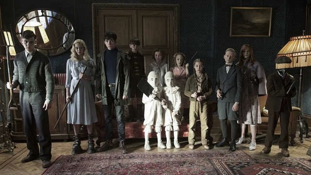 Miss Peregrine's Home for Peculiar Children4