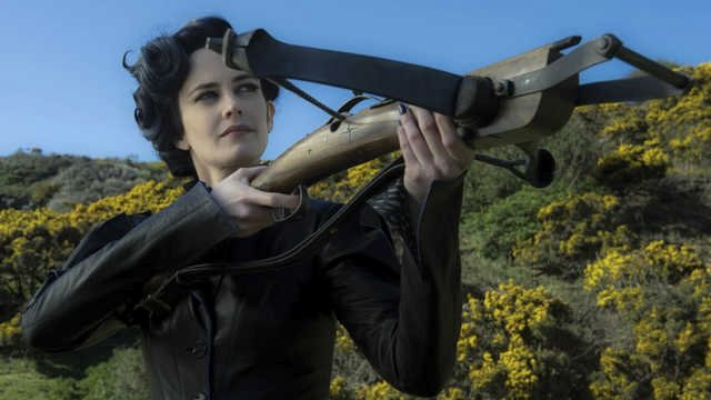Miss Peregrine's Home for Peculiar Children5
