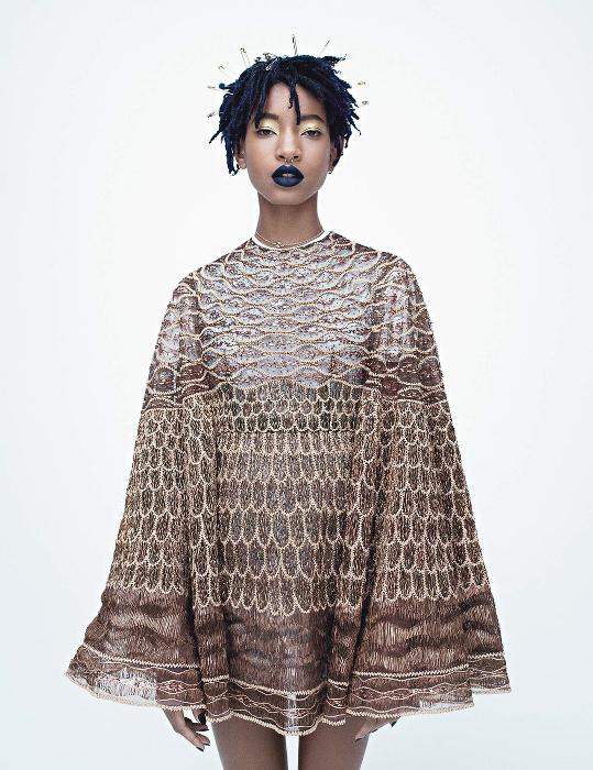 Willow Smith - W Magazine