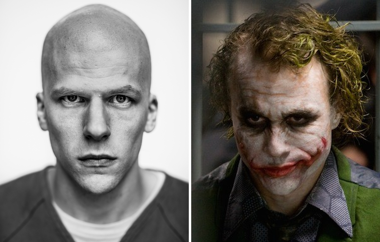 lex luthor - joker