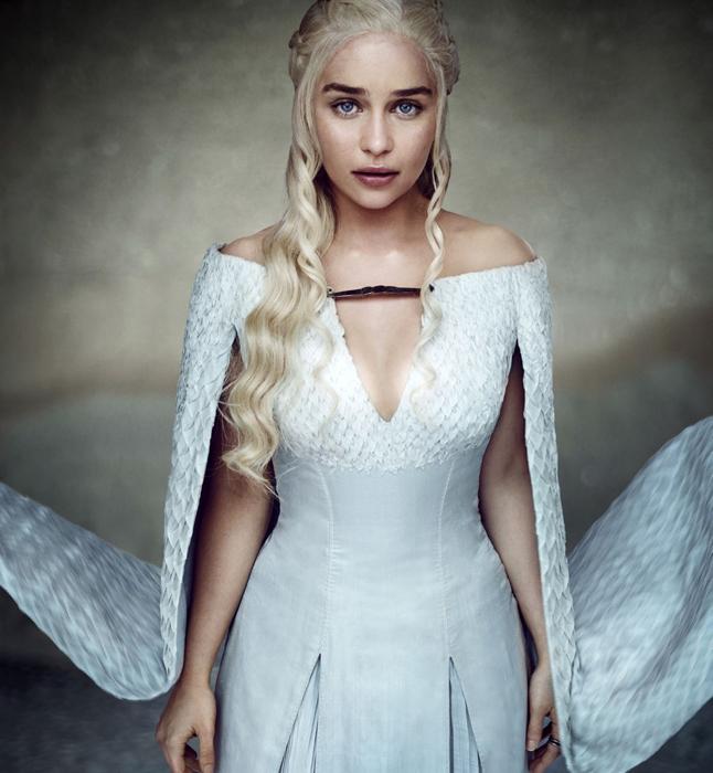 Emilia Clarke- Entertainment Weeky