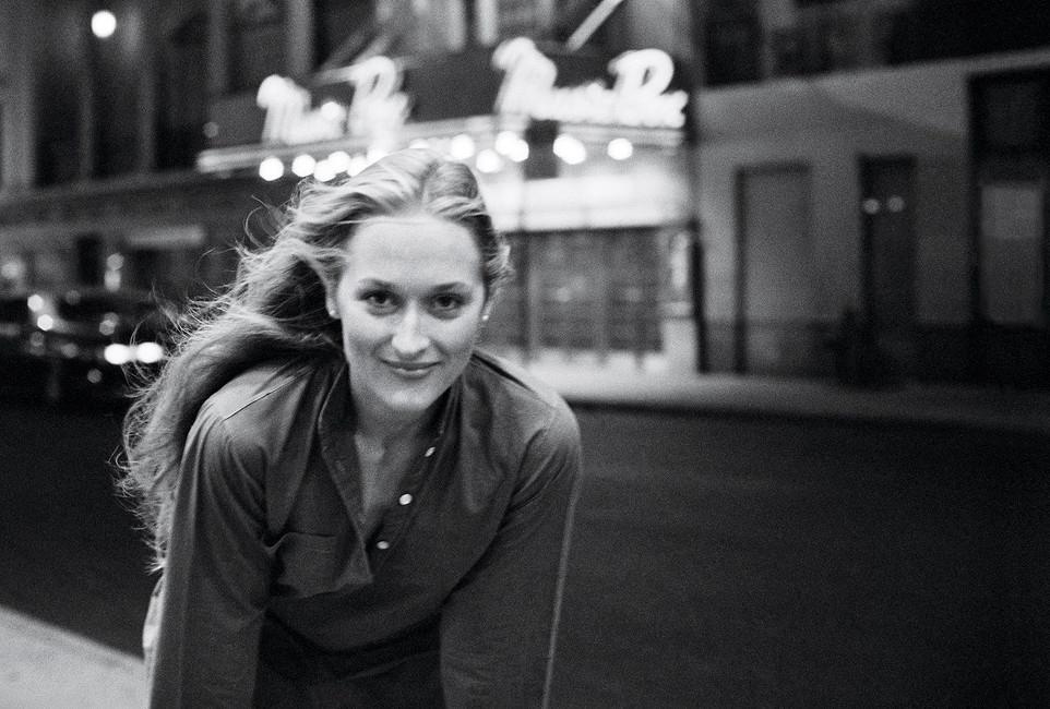 Meryl Streep - Duane Michals - Vanity Fair