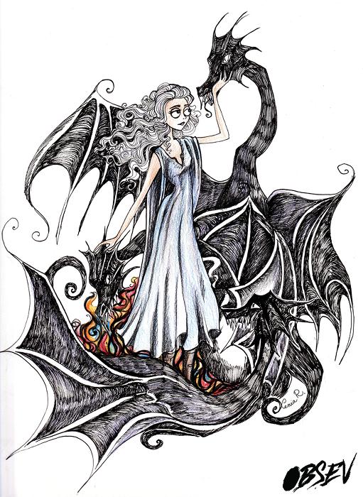 Obsev - Game of Thrones - Khaleesi