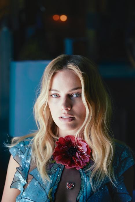 Margot Robbie - Oyster Magazine
