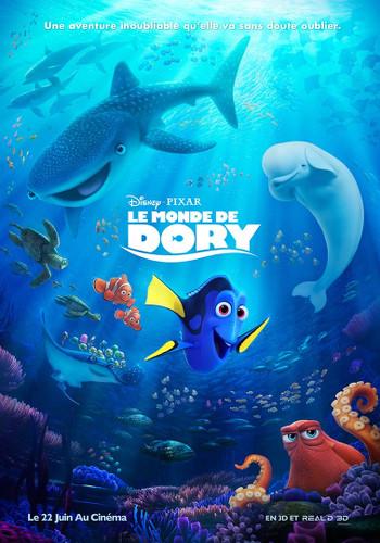 Le Monde de Dory film