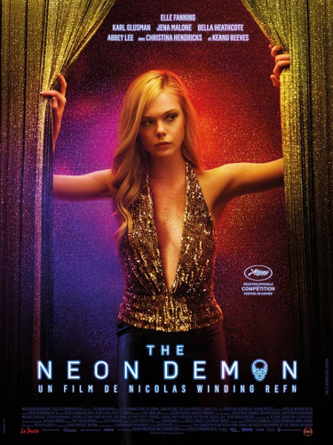 The neon Demon film