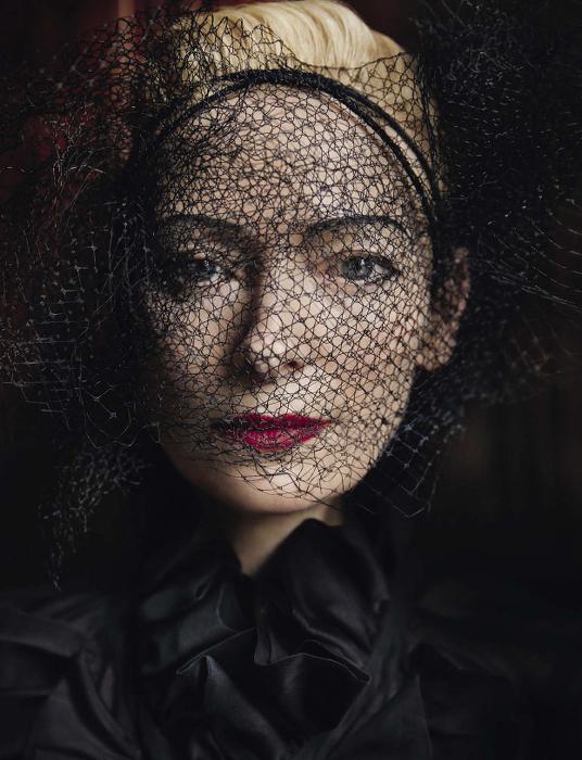 Tilda Swinton - Vogue Italie