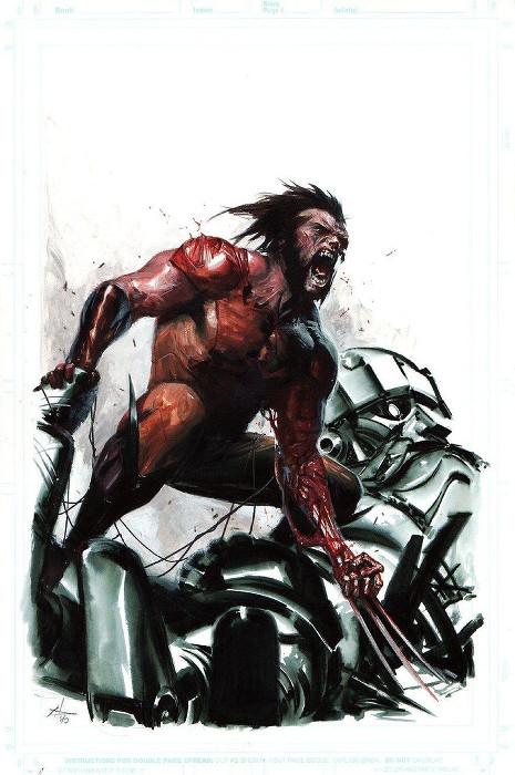 Wolverine - Gabriele Dell'Otto