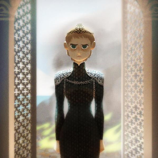 Cersei - Alexander Cho