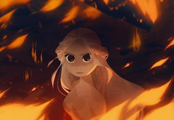 Khaleesi - Alexander Cho