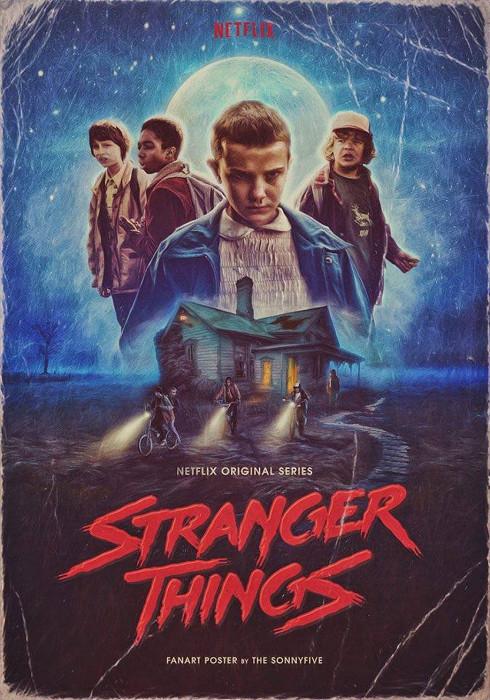 Stranger Things - The Sonny Five