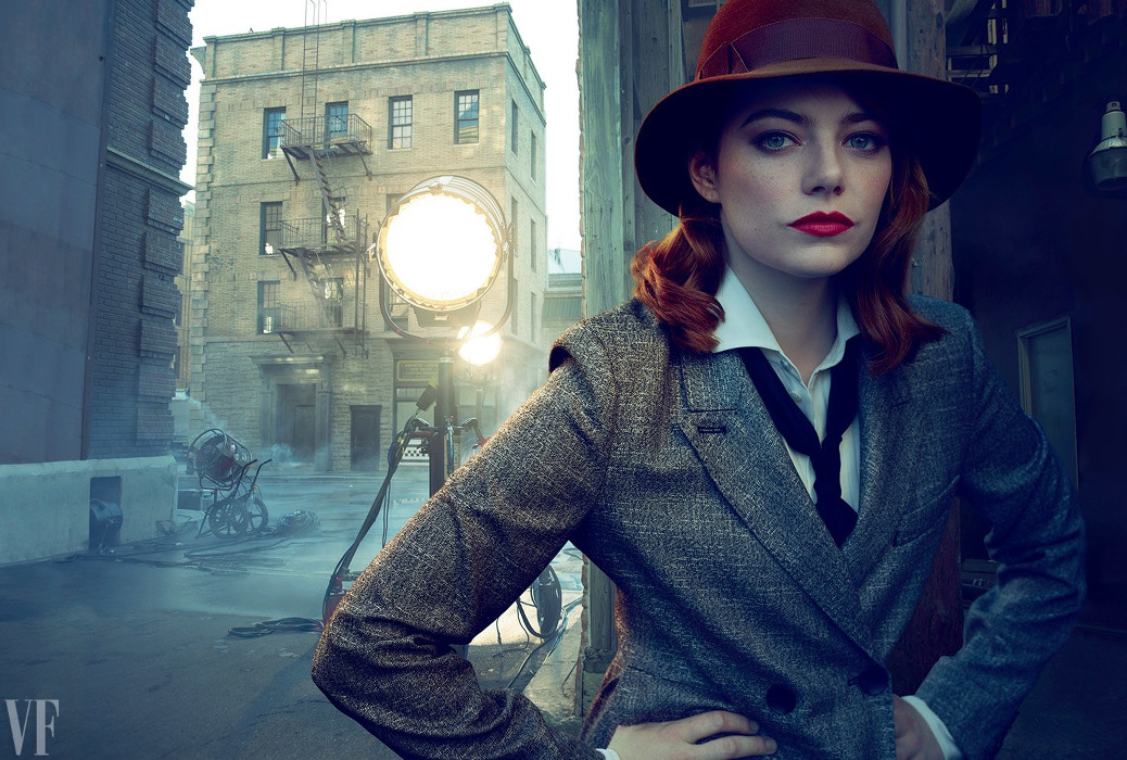 Emma Stone - Vanity Fair