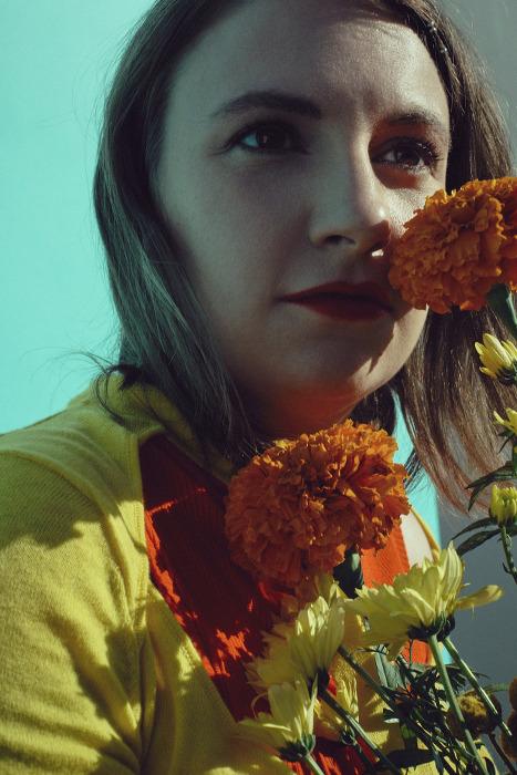 Lena Dunham - Nylon