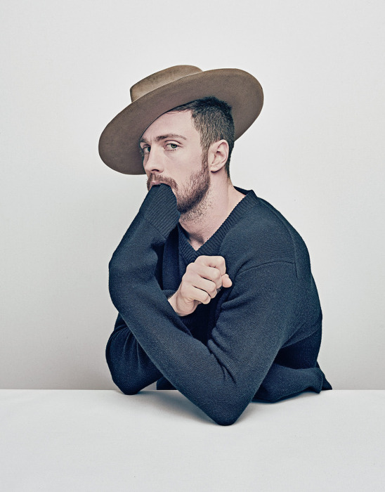 Aaron Taylor Johnson - NY Magazine