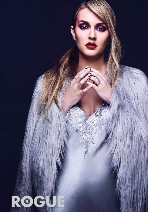Leighton Meester - Rogue Magazine