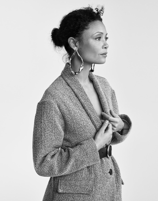 Thandie Newton - The Edit