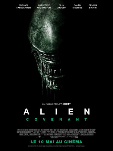 Alien Covenant Film