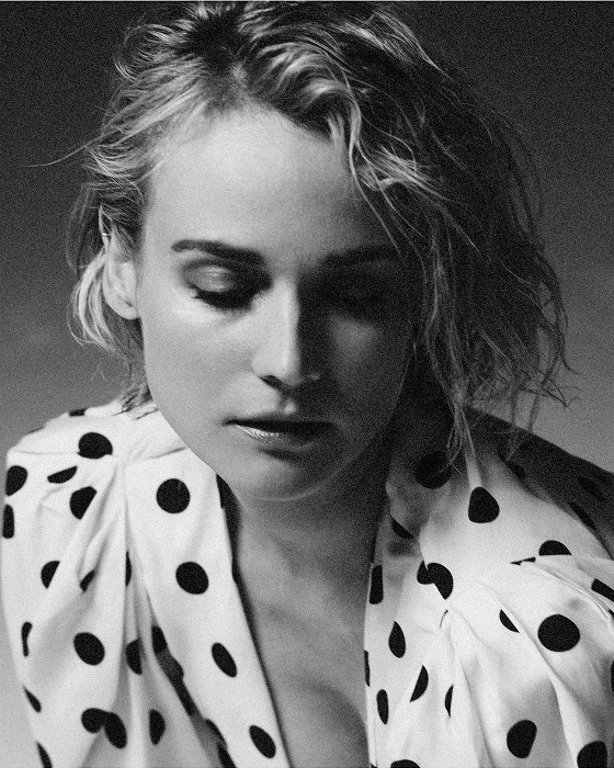 Diane Kruger - Grazia France