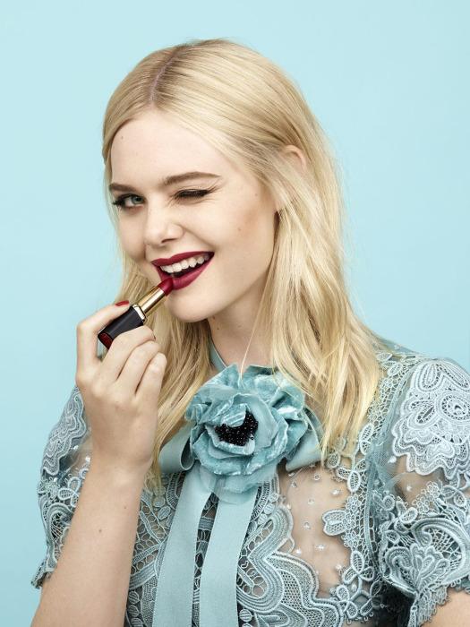 Elle Fanning - L'Oréal Paris Makeup