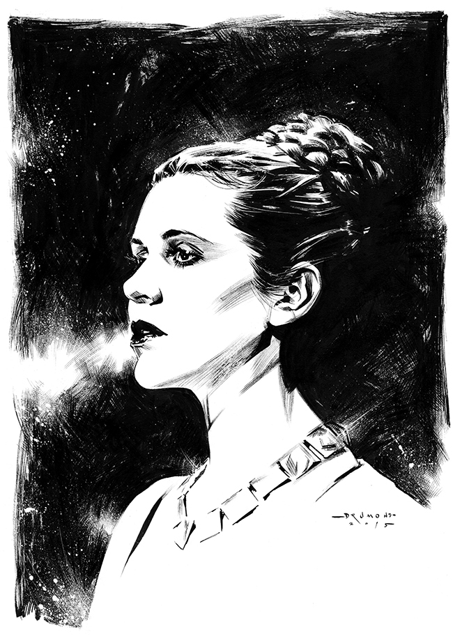 Leia - Drumond Art