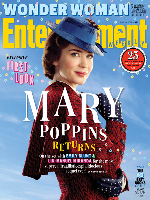Mary Poppins - Entertainment Weekly