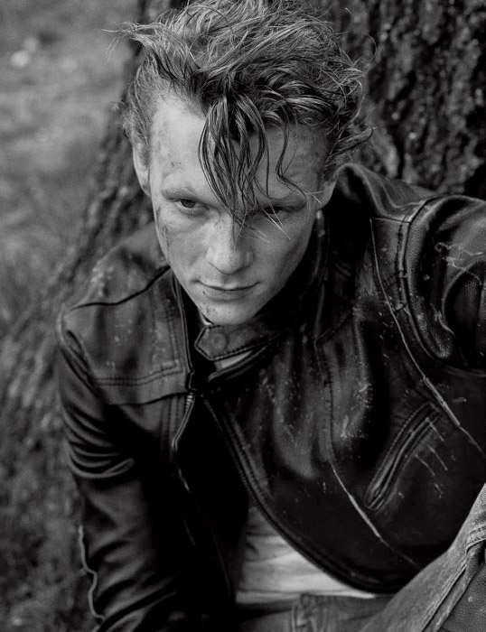 Patrick Gibson - Interview Magazine