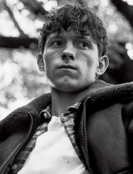 Tom Holland - Interview Magazine