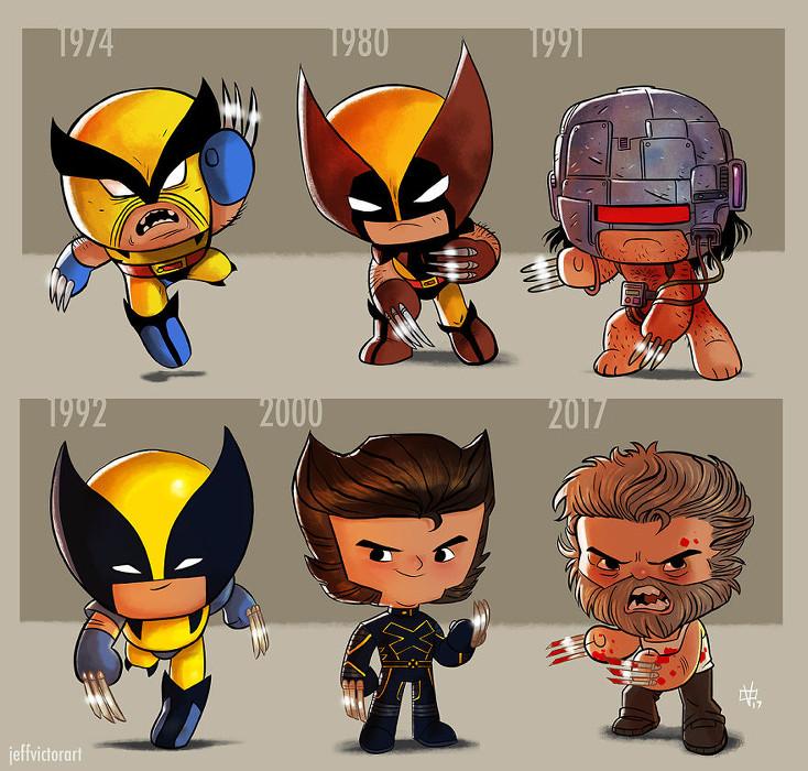 Jeff Victor - Wolverine