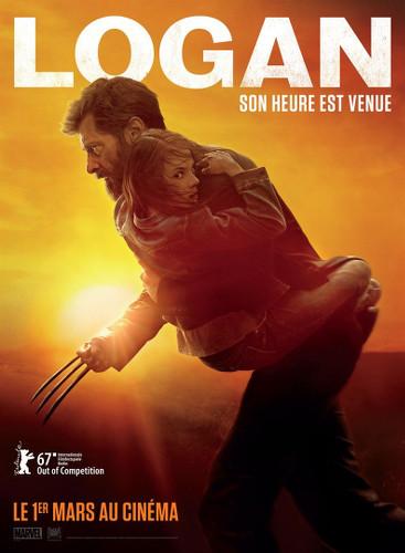 Logan affiche