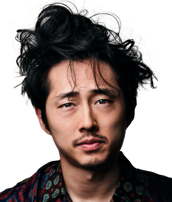 Steven Yeun - New York Magazine