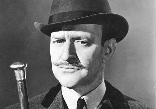 Hercule Poirot Tony Randall