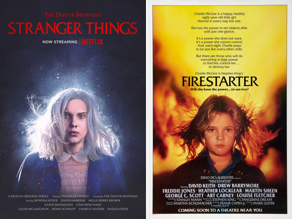 Stranger Things - Firestarter