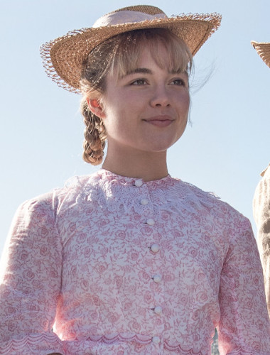 little women - amy - florence pugh