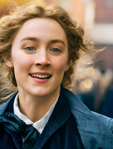 little women - jo - Saoirse Ronan